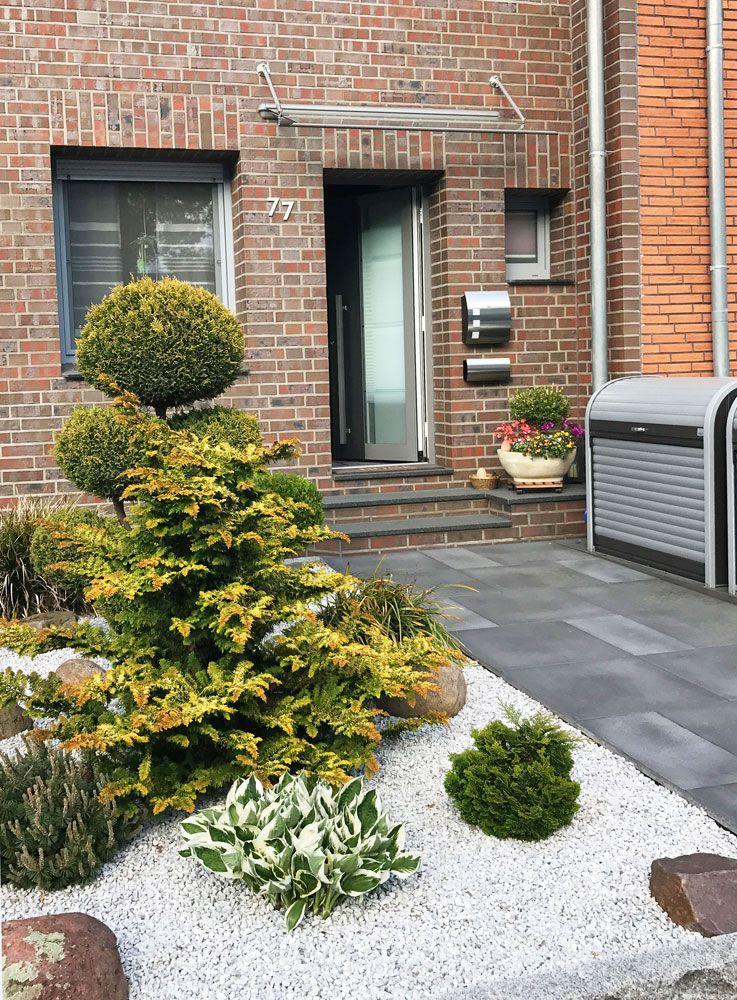 Reihenhaus Garten Ihr Galabauer In Dortmund Grünpartner Kley