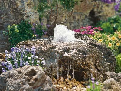 Gartenbrunnen   Zierbrunnen Und Nutzbrunnen